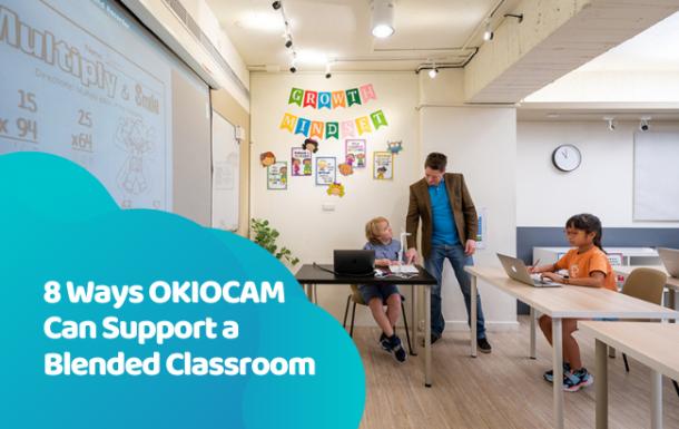 8 Ways OKIOCAM Header